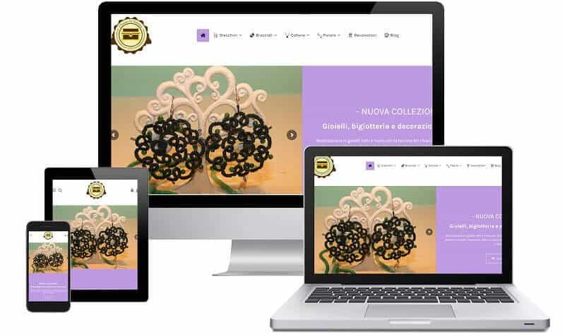 I Tesori di Estema - Sito internet - Sito web professionale Realizzato da Idra Web di Verona