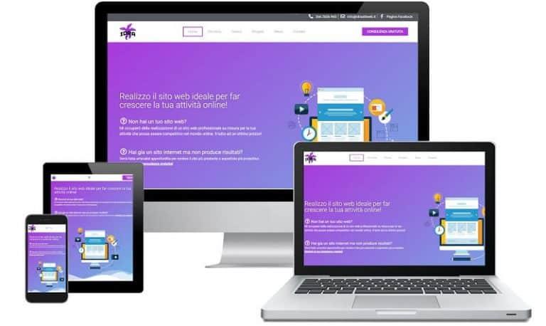 Idra Web - Sito internet - Sito web professionale Realizzato da Idra Web di Verona
