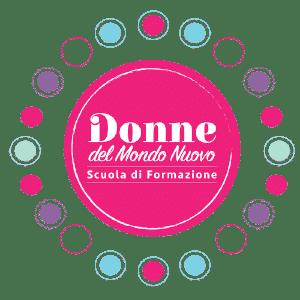 Logo sito web di Donne del Mondo Nuovo - Scuola di formazione