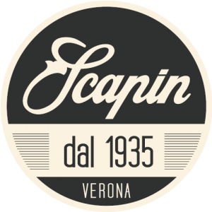 Logo sito web di Scapin 1935
