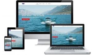 Sito web 3 di cuori - Sito internet responsive PC, tablet e mobile. Realizzato da Idra Web di Verona