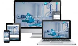 Landing page CMD per campagne Google ADS e sponsorizzazioni social - Verona