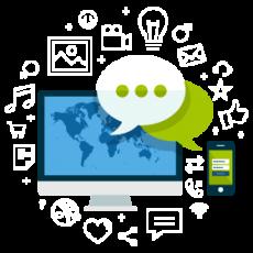 Social network e social media - Siti Web Verona e posizionamento sito internet SEO